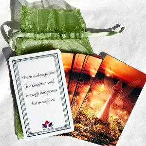 Positive Energy Affirmation Card Deck