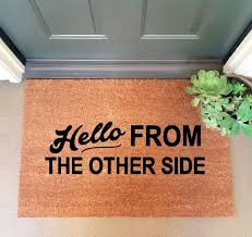 Love is a Welcome Mat